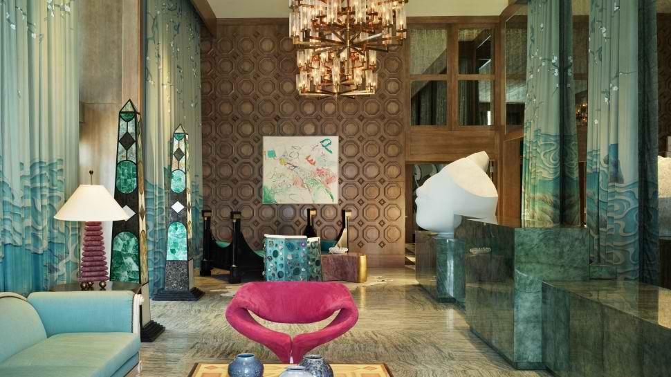 Viceroy miami a dream resort hotel decoholic for Kelly w interior designer