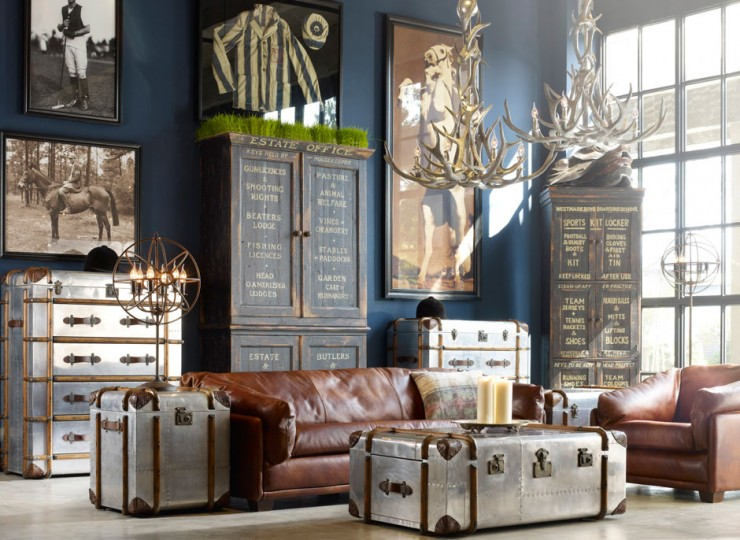 vintage room by Timothy Oulton 12