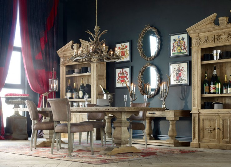 vintage room by Timothy Oulton 19