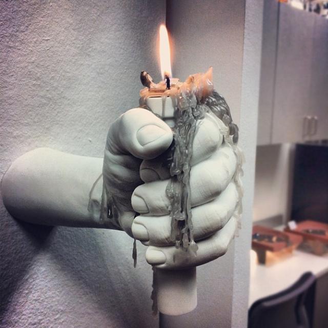 Bestow Hand Hook By Harry Allen Decoholic