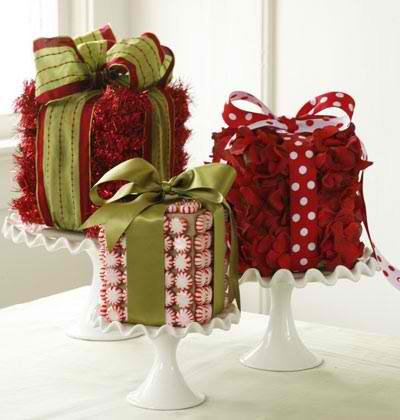 vreative diy christmas centerpieces 26 decorations - Diy Christmas Centerpieces