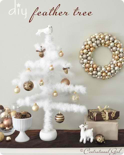 diy christmas tree craft 10 decorating ideas