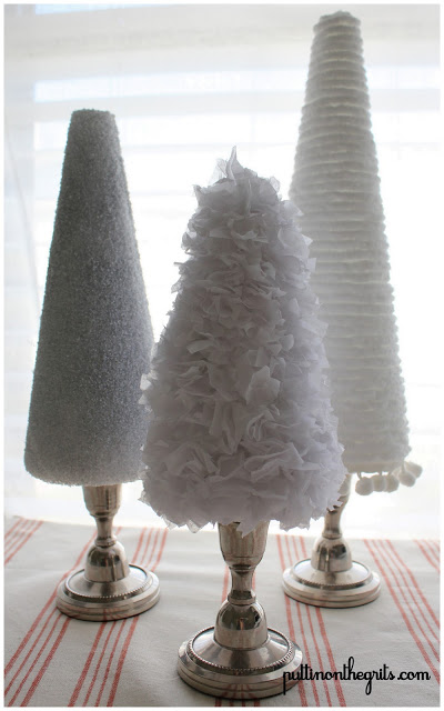 DIY Christmas Trees craft ideas 18