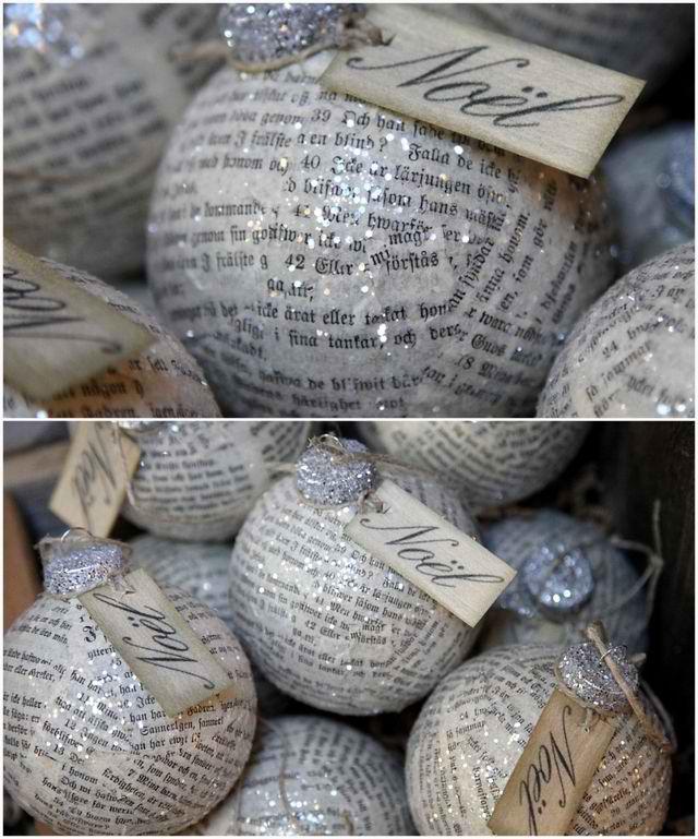 Enjoyable 21 Stylish Christmas Craft Ideas Decoholic Easy Diy Christmas Decorations Tissureus