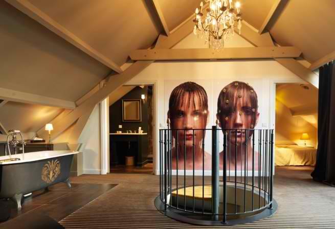 Hotel Particulier Montmartre in Paris