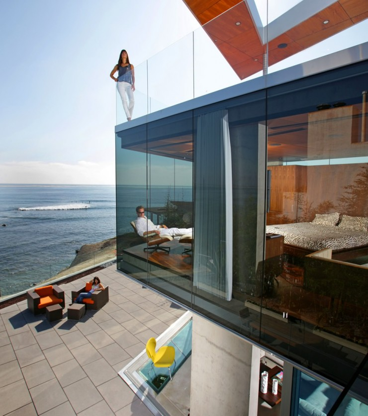 Impressive Glass House in California by Jonathan Segal7