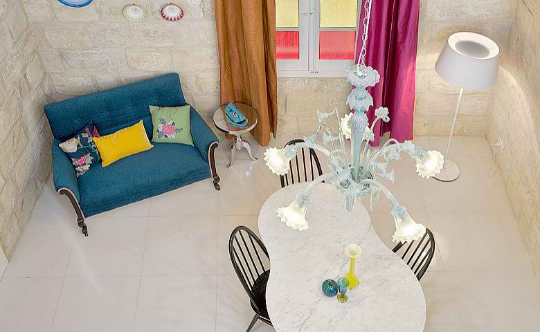 Holiday Home Indulgence Divine interior design in Malta