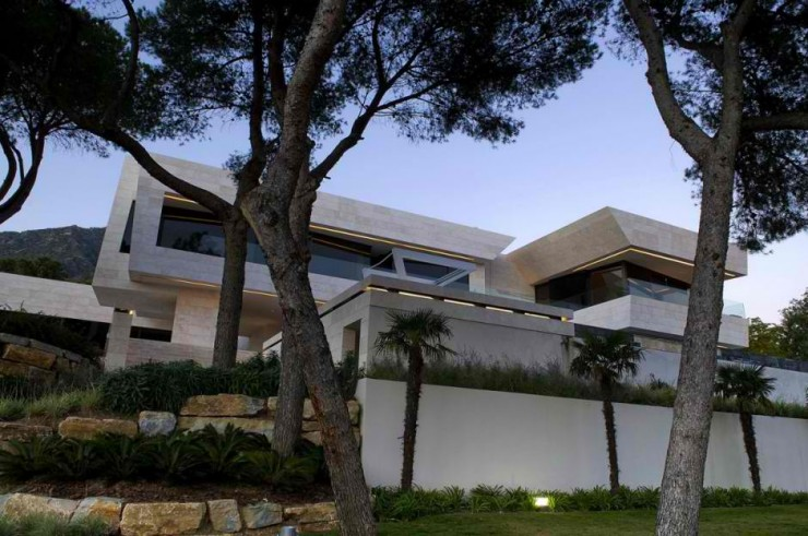 Marbella ΙΙ House in Spain by A-cero 29