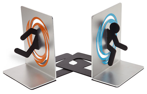 Portal 2 Bookends 3