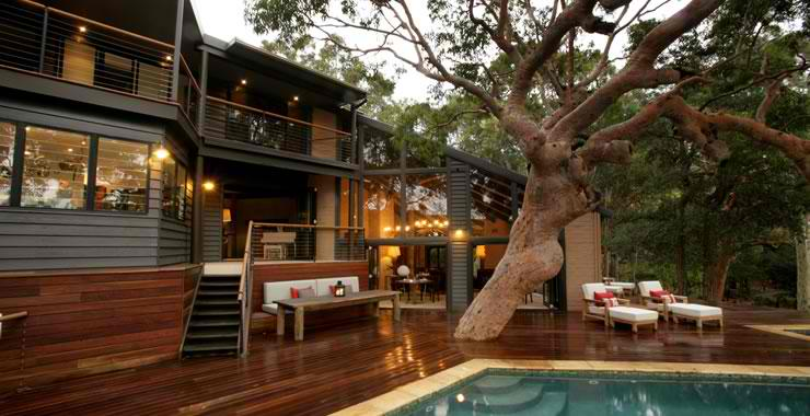 Pretty Beach House Super-Sophisticated Private Guesthouse