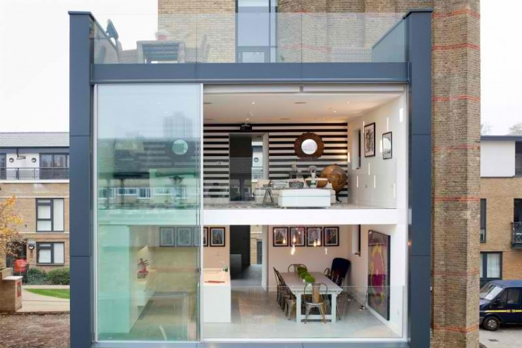 Stunning Water Tower Conversion in London2