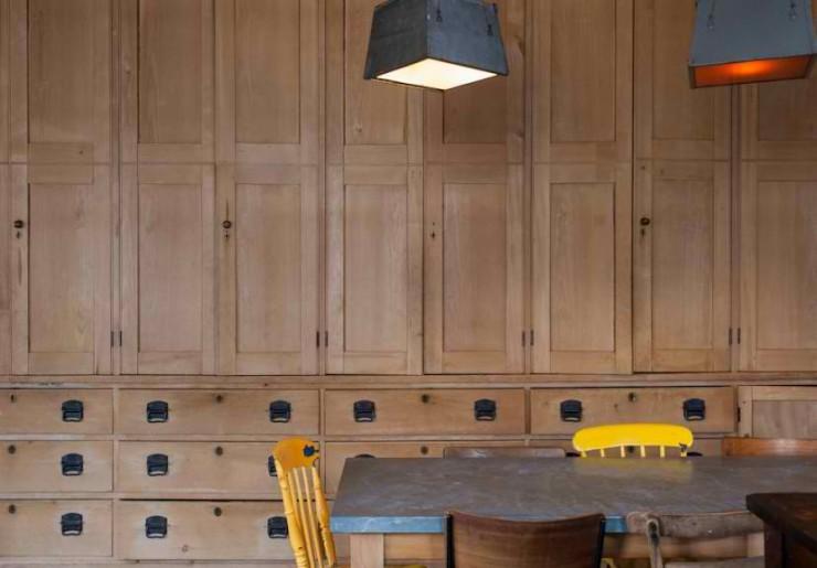 atmospheric  loft interior design 11