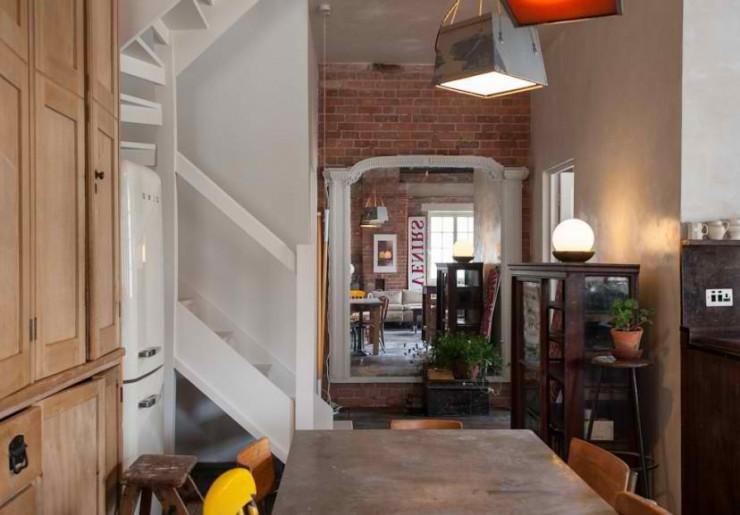 atmospheric  loft interior design 12