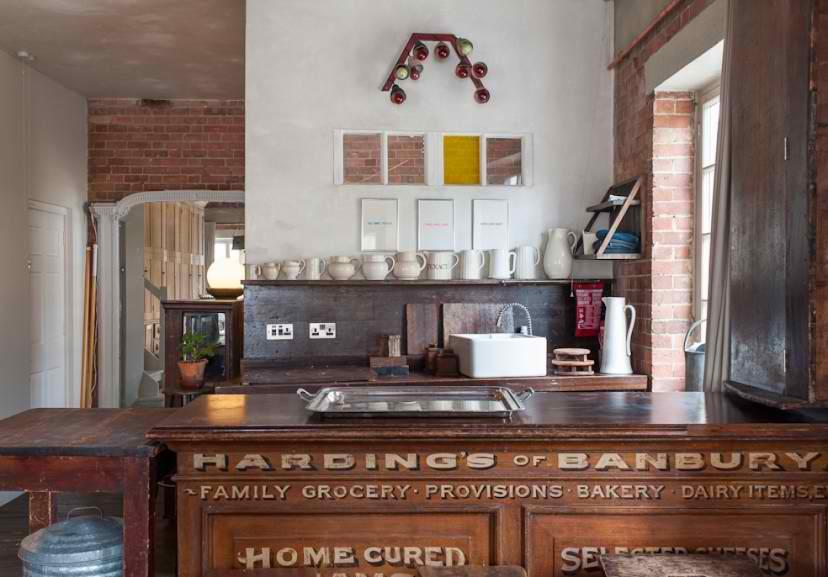 Atmospheric loft in london decoholic - Cuisine maison de famille ...