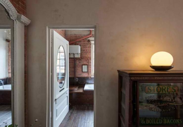atmospheric  loft interior design 18