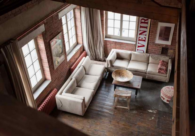 atmospheric  loft 2 interior design