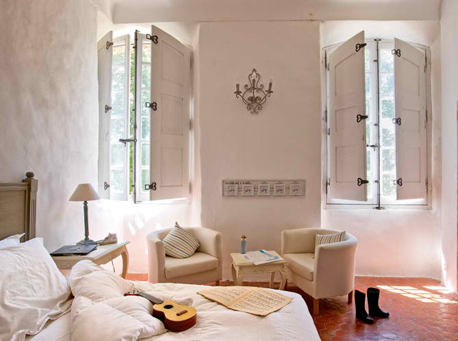 Beautiful House interior design in Provencal5