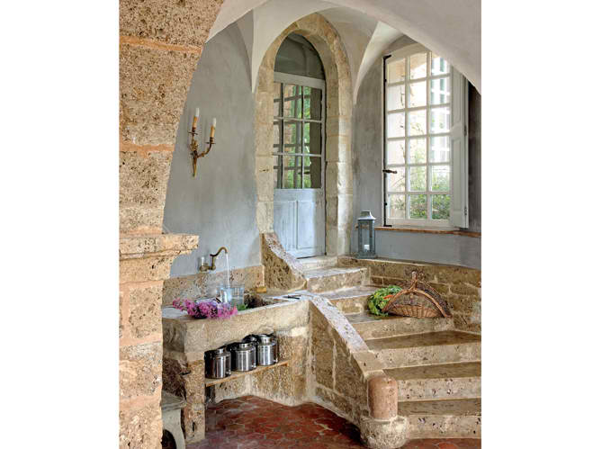 Beautiful House interior design in Provencal6