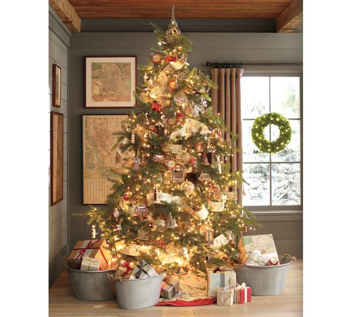 christmas tree decorating ideas 13