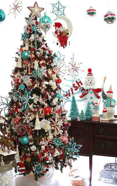 christmas tree decorating ideas 24