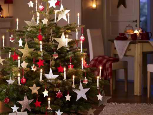 christmas tree decorating ideas 27