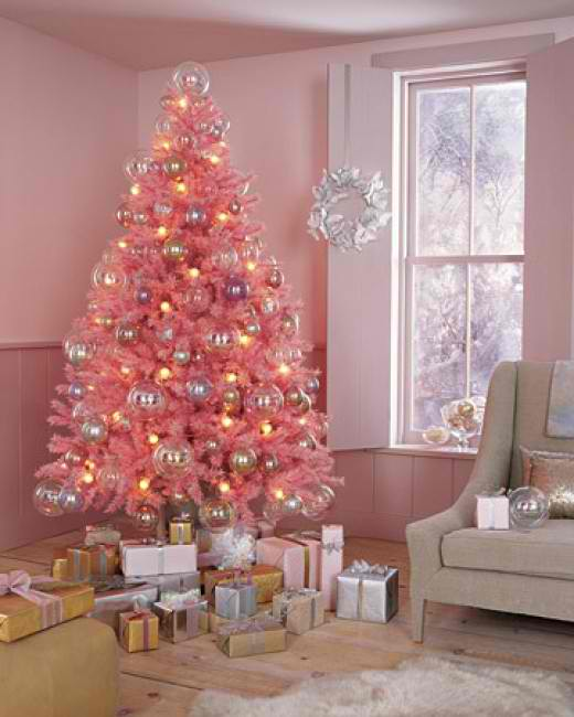 christmas tree decorating ideas 28