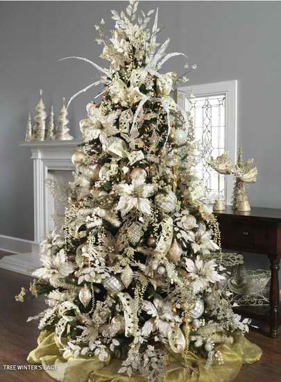 christmas treedecoratin ideas 3