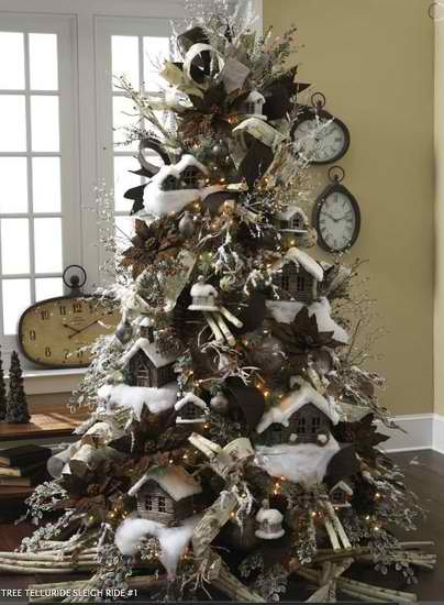 christmas treedecoratin ideas 4