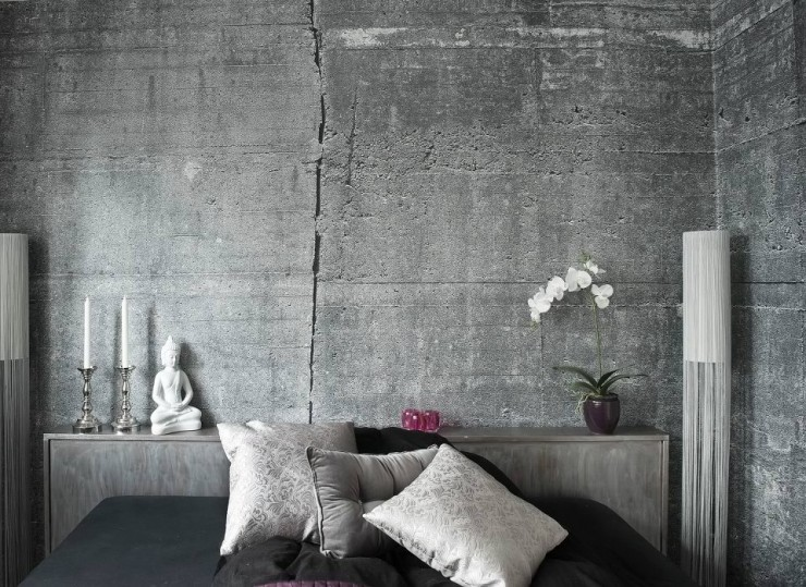 Concrete Wallpaper Collection by Tom Haga2