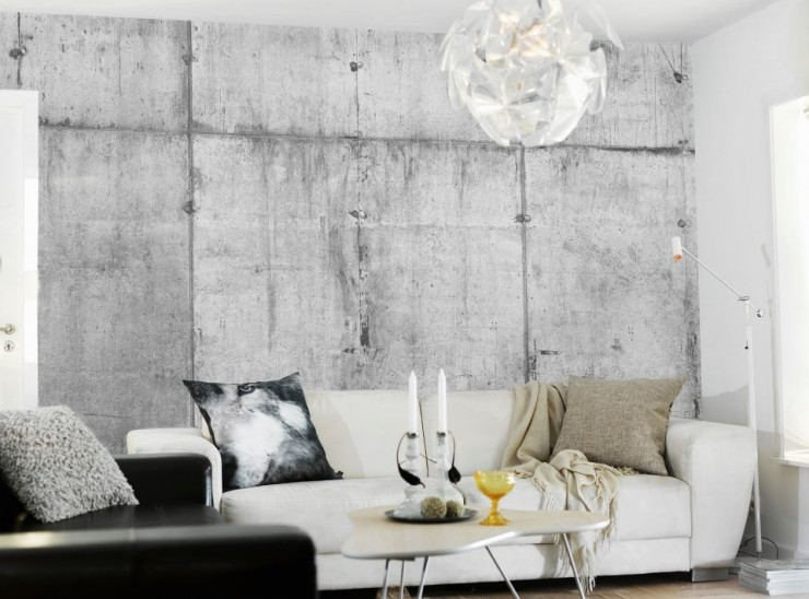 Concrete Wallpaper Collection by Tom Haga3