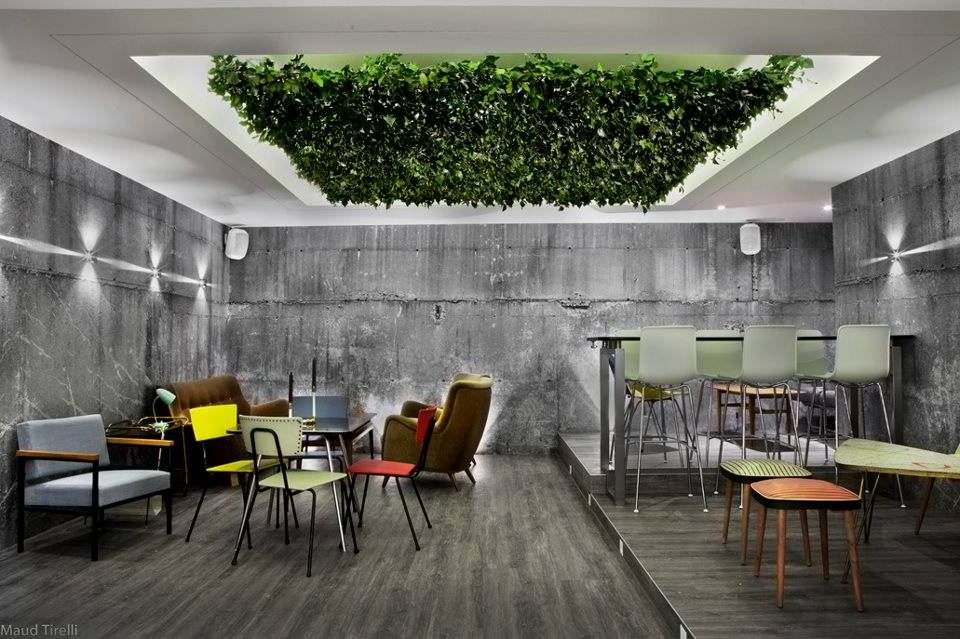 Concrete Wallpaper Collection by Tom Haga - Decoholic