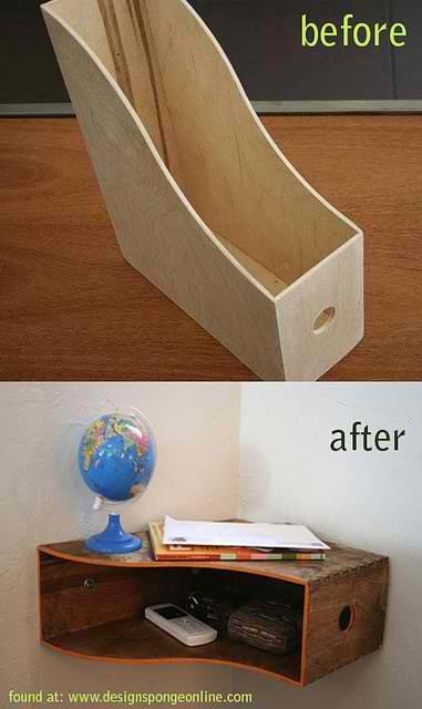 DIYcorner shelf 9