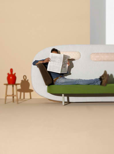 Float Sofa by Karim Rashid7