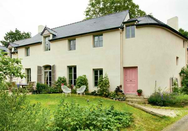 French Farmhouse Restored into Luxury Home Decoholic