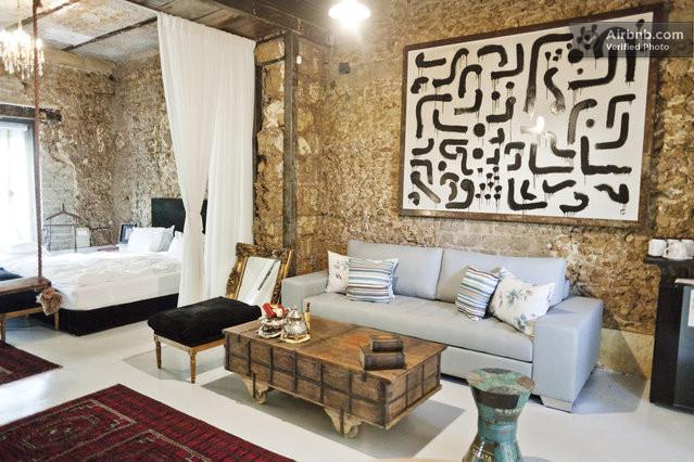italian rural style suites interior design