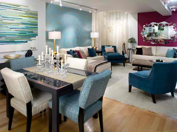 Living Room Ideas Teal 26 amazing living room color schemes - decoholic