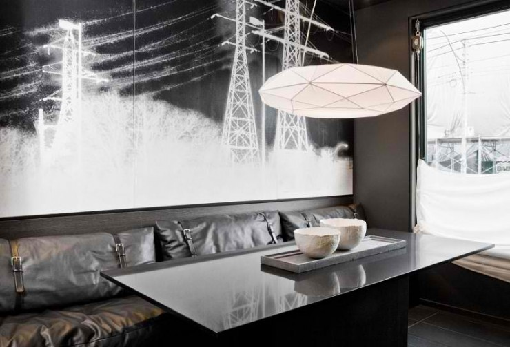 modern apartment interior design by Cecconi Simone14