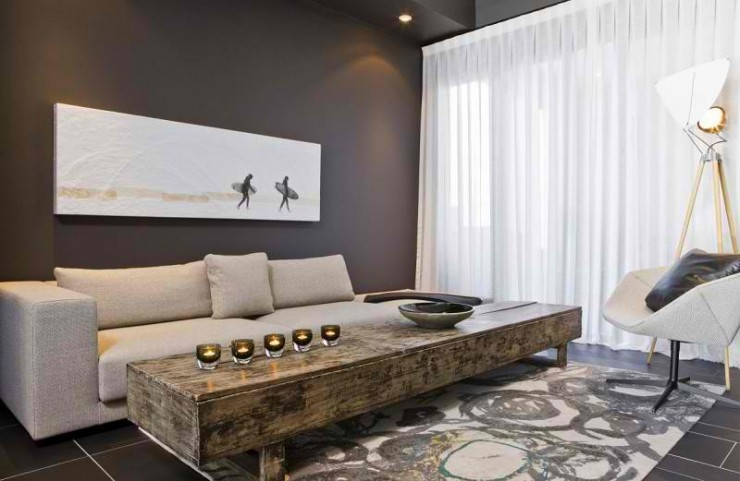 modern apartment interior design by Cecconi Simone3