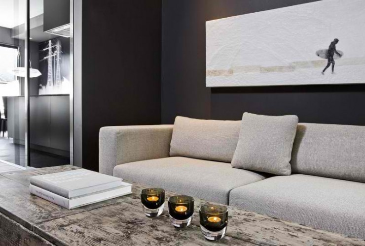 modern apartment interior design by Cecconi Simone4