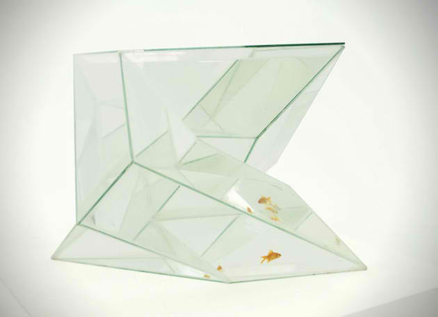 Infinity Geometrical Aquarium by BCXY4