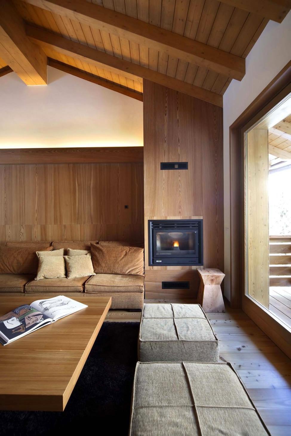 Modern Wood House by Studio Fanetti - Decoholic on Modern House Ideas Interior  id=20309