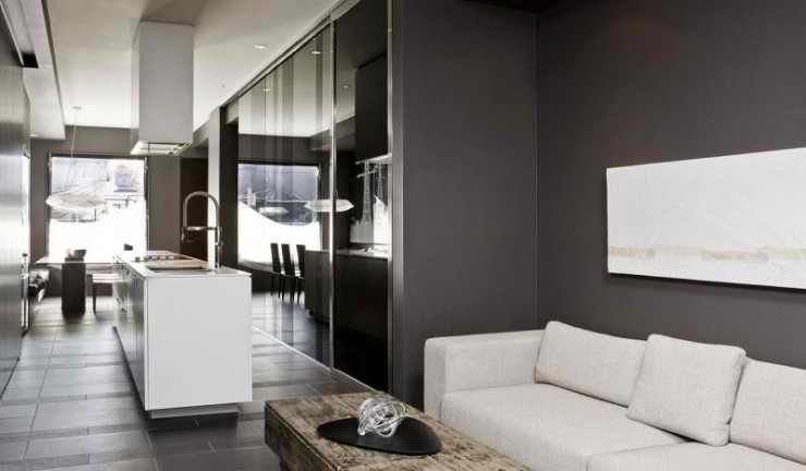 modern apartment interior design by Cecconi Simone5
