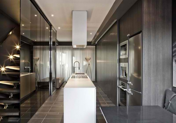 modern apartment interior design by Cecconi Simone8