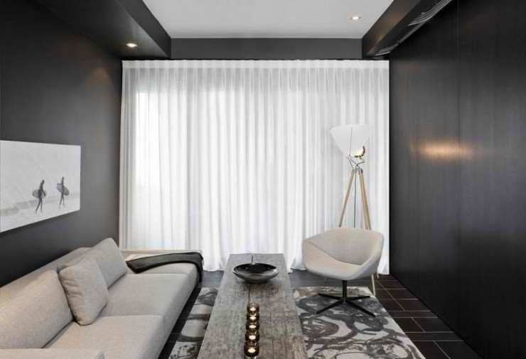 modern apartment interior design by Cecconi Simone