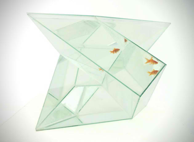 Infinity Geometrical Aquarium by BCXY