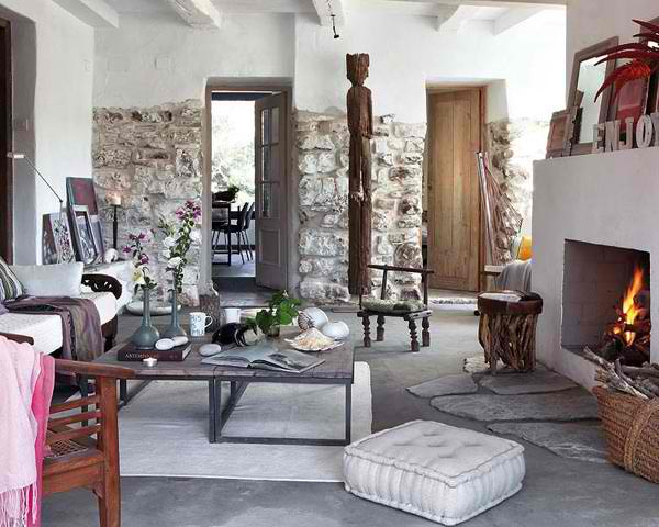Modern country villa in santuario de la luz spain decoholic - Westwing maison et decoration ...