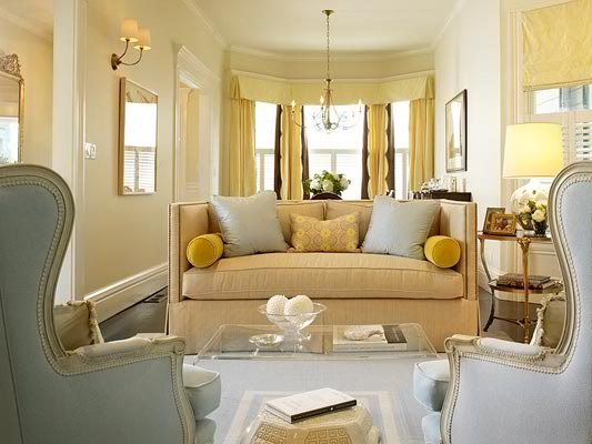 neutral color ideas for living room - Color Of Living Room