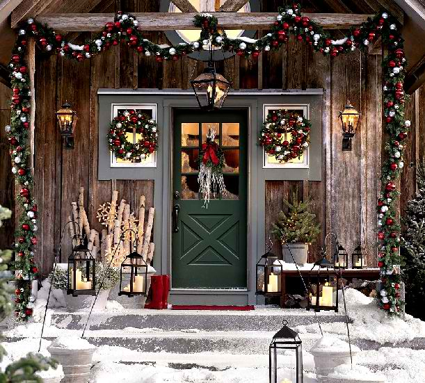 outdoor christmas decorations 10 - Outdoor Christmas Decorations
