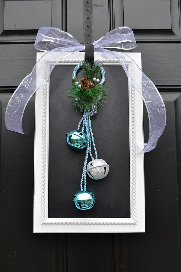 Ideas for Christmas Door Decorations 21