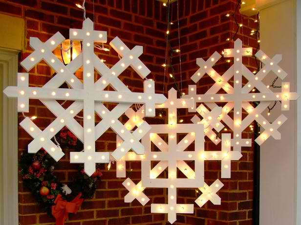 diy outdoor christmas decorations 24